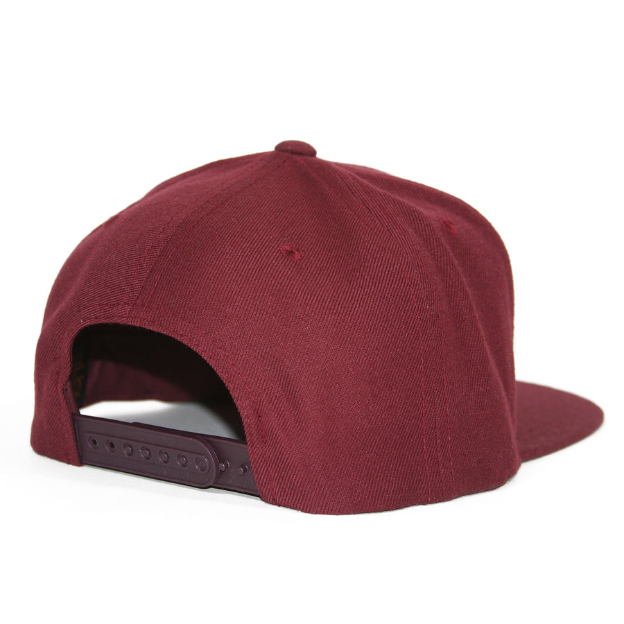 RF Logo Flat Bill Hat