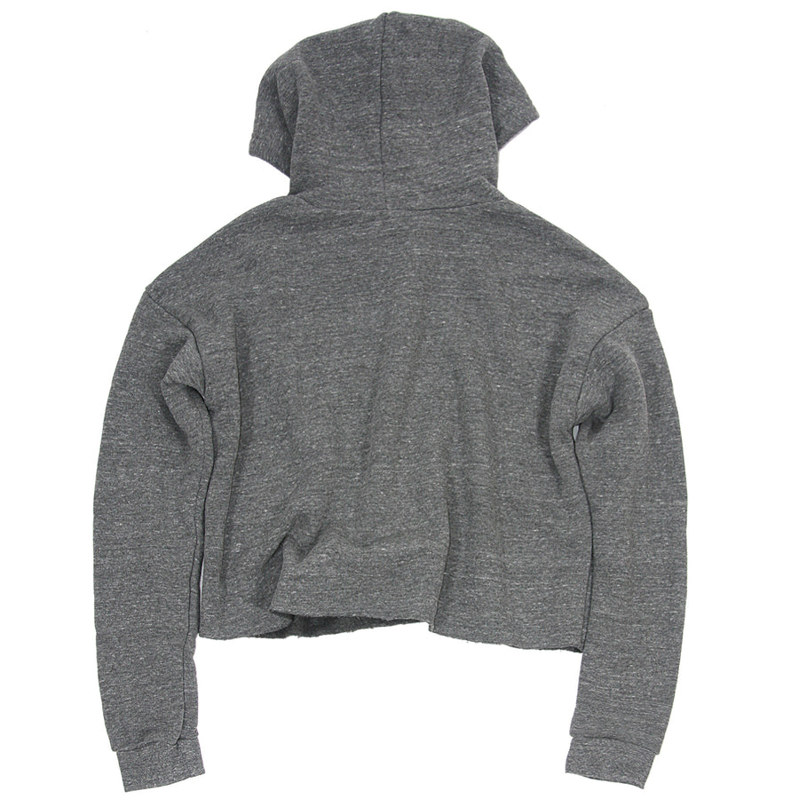 The Strata Crop Hoody