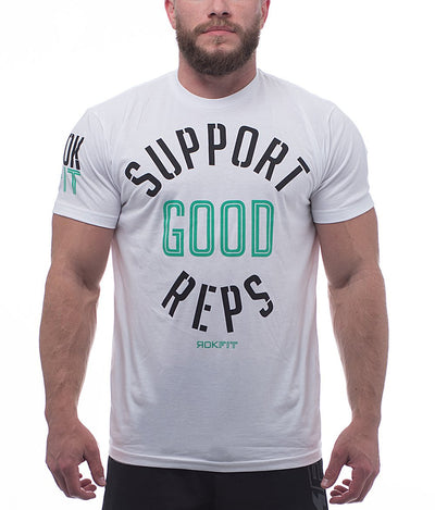 Support Good Reps