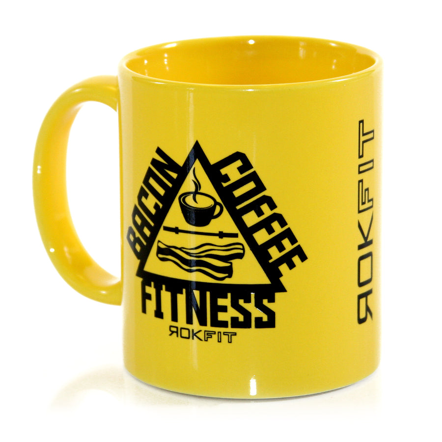 The Trifecta Coffee Mug