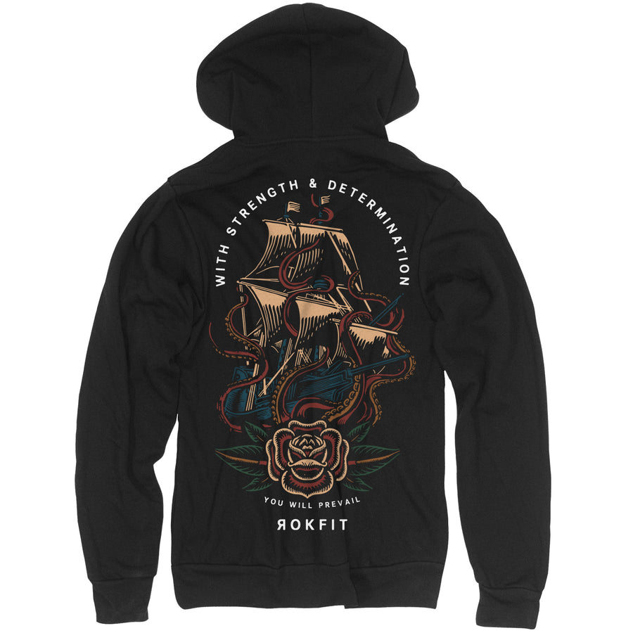 You Will Prevail Hoody