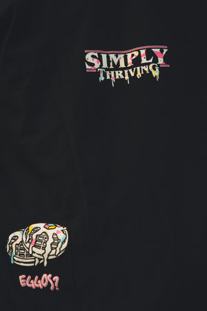 Simply Stranger Things Signature Tee