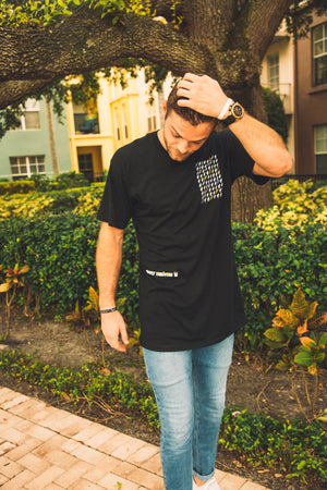 Simply Dripping Signature Tee