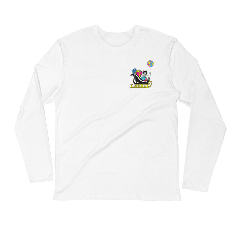 A Thriving Christmas LS Tee