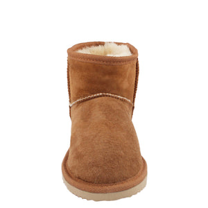 BONDI UGG by Waratah ® Classic Short Boot - Chestnut
