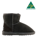 BONDI UGG by Waratah ® Classic Short Boot - Black