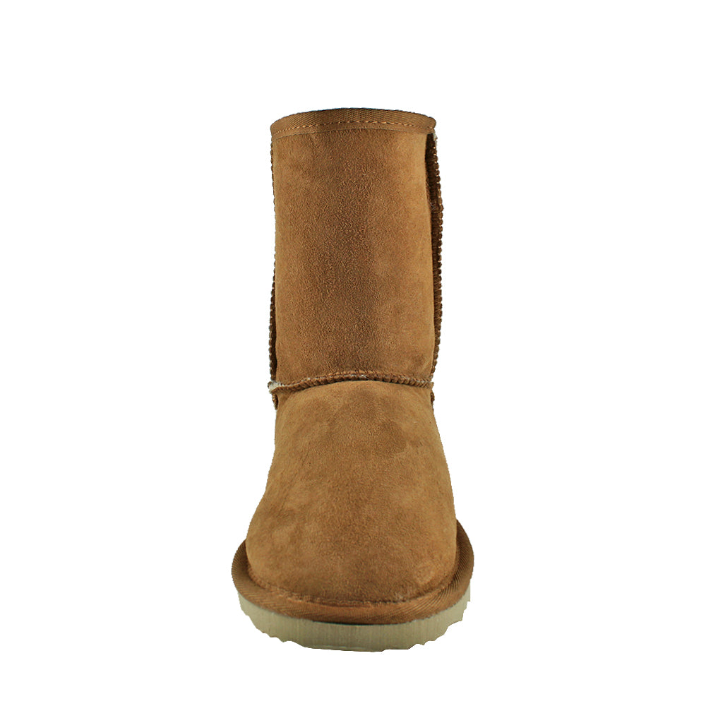 BONDI UGG by Waratah ® Classic Short Sheepskin Boot - Chestnut