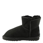 BONDI UGG Button Short Boot - Black