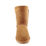 BONDI UGG 3/4 Button Boot - Chestnut