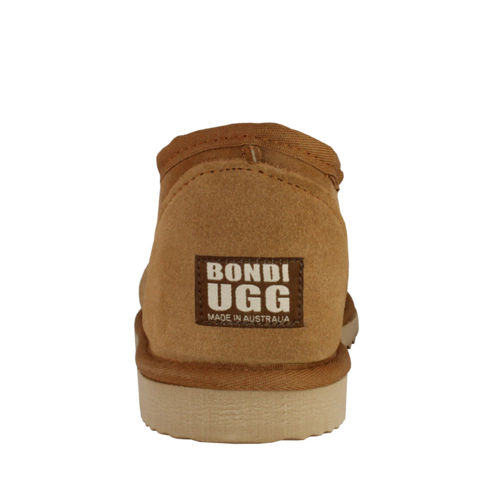 BONDI UGG by Waratah ® Classic Slipper - Chestnut