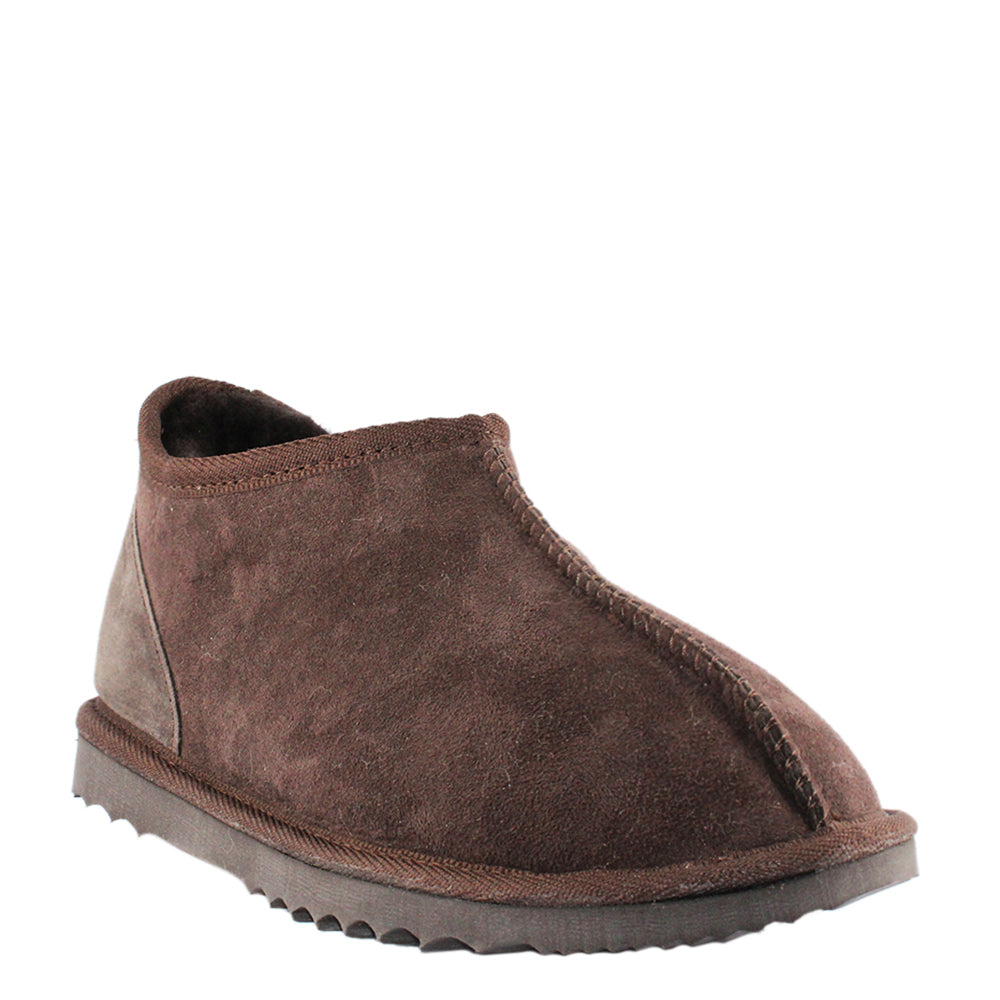 BONDI UGG by Waratah ® Classic Sheepskin Slipper - Chocolate