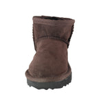 BONDI UGG Kids Classic Short Boot - Chocolate