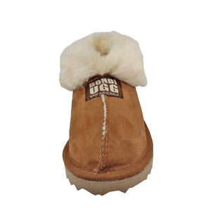 BONDI UGG Kids Slipper- Chestnut