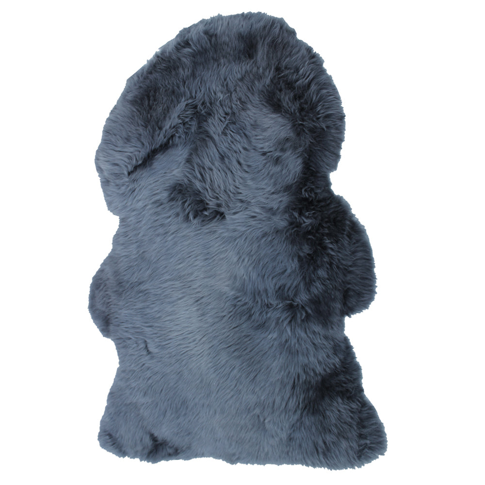 Merino Sheepskin Rug - Grey