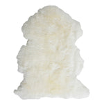 Merino Sheepskin Rug - Natural White