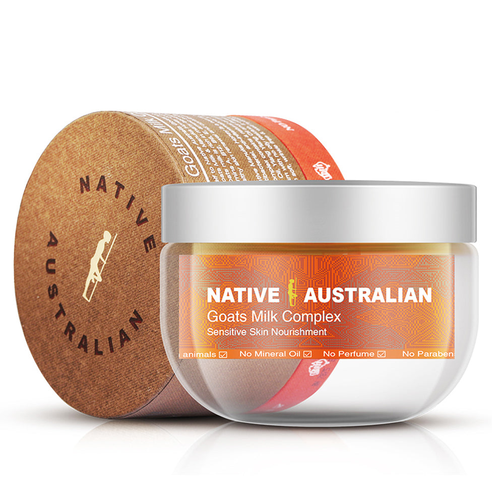 Native Australian Goat Milk Complex