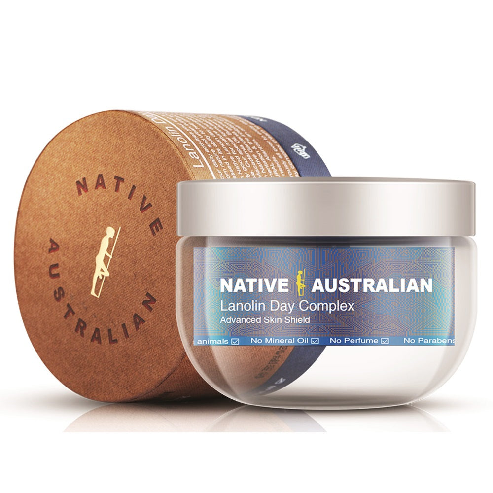 Native Australian Lanolin Day Complex