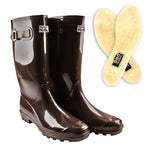 WARATAH UGG® Festival Rainboot - Chocolate