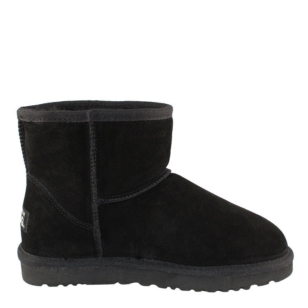 WARATAH UGG® Water Resistant Ankle Boot - Black