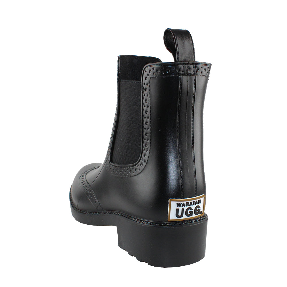 WARATAH UGG® Chelsea Rainboot - Black