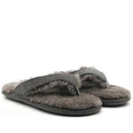 WARATAH UGG® Wool Thong - Grey