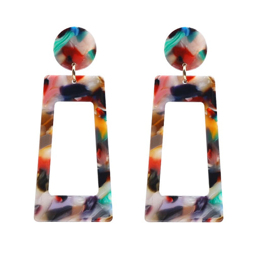 Imola Clip-On Earrings