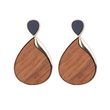 Load image into Gallery viewer, Woodward Earrings