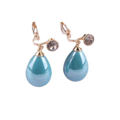 Cagliari Clip-On Earrings (4165843943555)