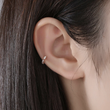 Load image into Gallery viewer, Chaumont Ear Cuff Earrings