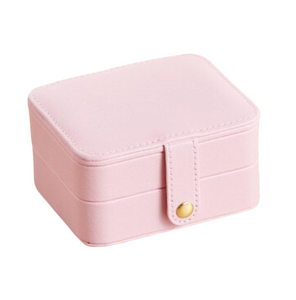 Medium Travel Jewelry Box
