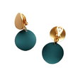 Load image into Gallery viewer, Greensburg Clip-On earrings