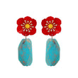Load image into Gallery viewer, Rotorua Earrings (2340162699326)