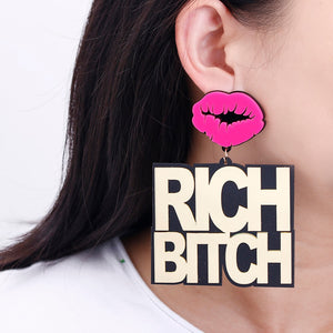 Los Angeles Earrings