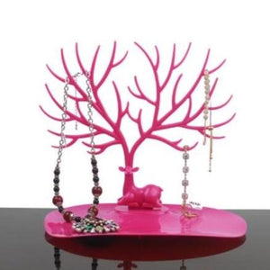 Jewelry Display Stand & Tray
