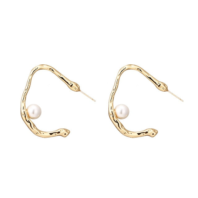 Turlock Earrings