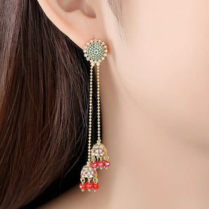 Shanghai Earrings