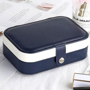 Large Travel Jewelry Box