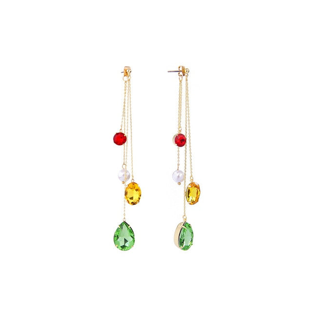 Chanute Earrings