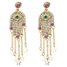Load image into Gallery viewer, Ankara Earrings