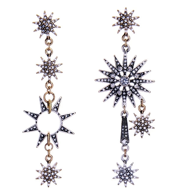 Zurich Earrings (2276683710526)