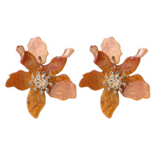 Load image into Gallery viewer, Bordeaux Earrings (2177789100094)
