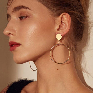 Osceola Clip-On Earrings