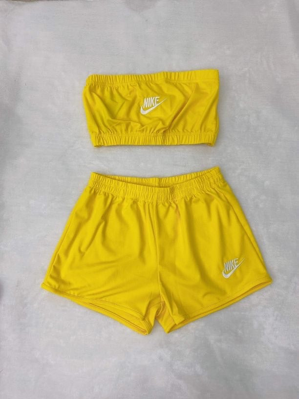 Nike Tube Top Set