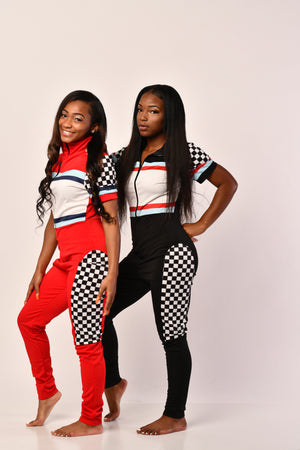 Let's Race Jumpsuit