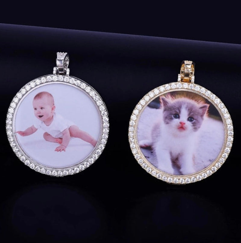 Custom Photo Necklaces