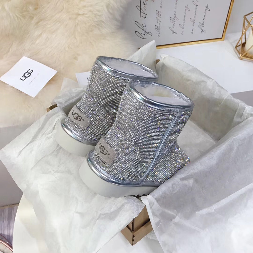 All That Sparkly UGGs