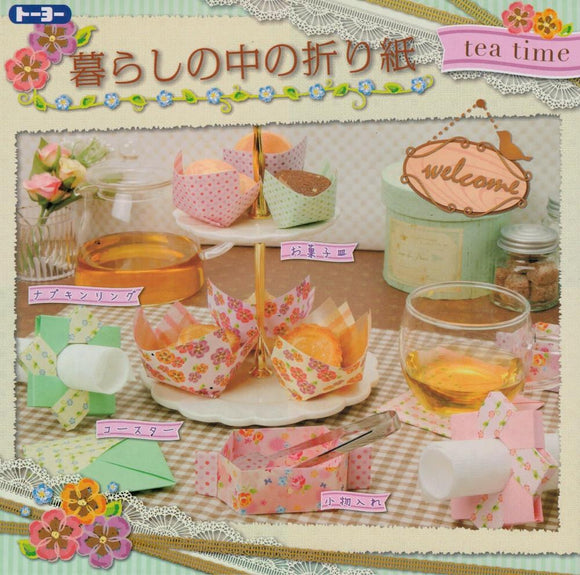 Everyday Origami Kit - Tea Time