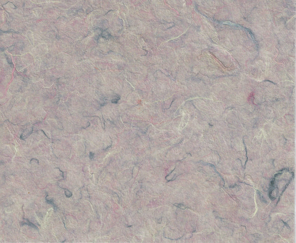Handmade Paper - Mixed Berry