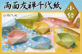 Bright Spring Chiyogami Double-sided Origami Paper - Detail