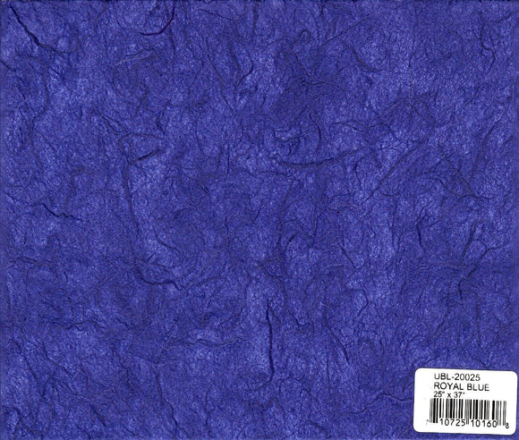 Unryu Paper - Royal Blue